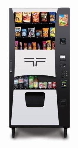 Wittern Combo Vending Machine