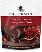 Brookstone Pomegranate Dark Chocolate